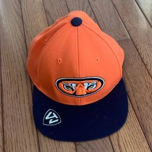 Top of The World Hat Auburn Memory Fit